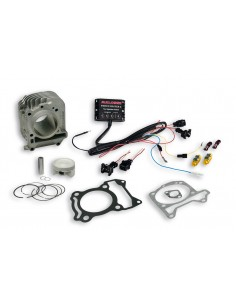 Set motor Piaggio/Vespa 125/150cc 4T I-Get racire aer 63mm bolt 14 mm