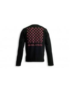 Tricou Malossi Lion negru