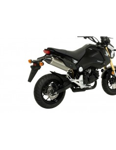 Esapament Malossi GP MHR Replica Honda Groom 125cc ie 4T cu catalizator