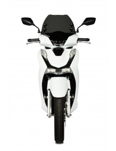 Parbriz Honda SH125-150cc Fumuriu inchis 390x285x3mm