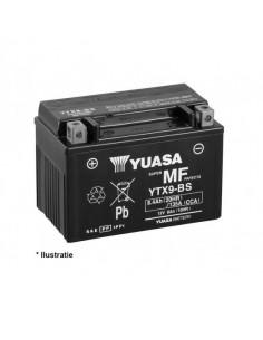 Baterie moto Volton 12V 13Ah YTX15L-BS