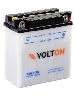 Baterie moto Volton 12V 5Ah 12N5-3B