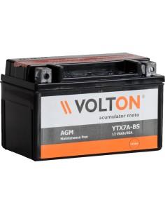Baterie moto Volton 12V 7Ah YTX7A-BSiGEL