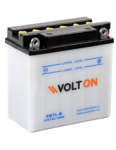 Baterie moto Volton 12V 8Ah YB7L-B