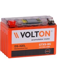 Baterie moto Volton DS-GEL 12V 9Ah GTX9-BS