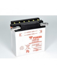 Baterie moto Yuasa 12V 9Ah 12N9-3A