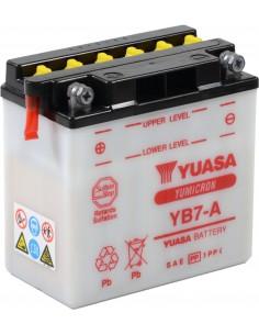 Baterie moto Yuasa YuMicron 12V 8Ah YB7-A