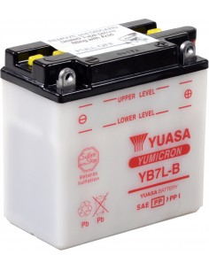 Baterie moto Yuasa YuMicron 12V 8Ah YB7L-B