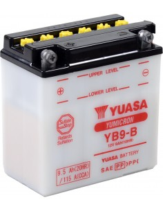 Baterie moto Yuasa YuMicron 12V 9Ah YB9-B