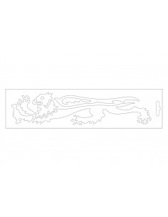 Sticker Malossi Lion alb...