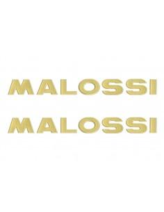 Stickere Malossi Gold 3D...