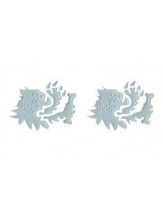 Stickere Malossi Lion 3D...