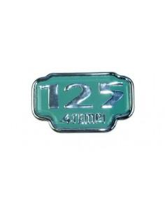 Emblema Vespa 125 4 Tempi