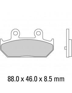 Placute Frana Spate Suzuki K7