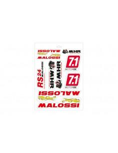 Folie stickere Malossi