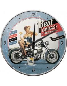 Ceas perete BEST GARAGE 31cm