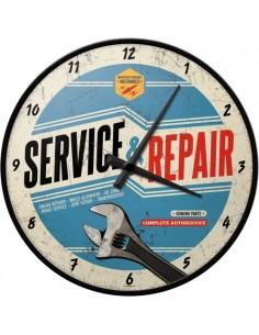 Ceas perete Service&Repair 31cm