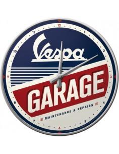 Ceas perete Vespa - Garage 31cm