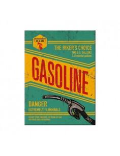 Magnet Gasoline 6x8x0.2 cm