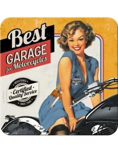 Suport pahar Best Garage - Yellow