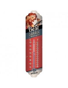 Termometru BEST GARAGE-RED