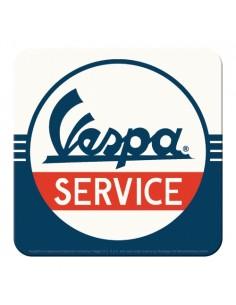 Suport pahar Vespa service 9x9cm