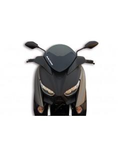 Parbriz MHR Yamaha X-Max 125-400cc fumuriu inchis L 360xI 340 grosime 3 mm