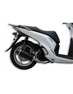 Toba Esapament Honda SH 125-150cc Malossi RX Negru
