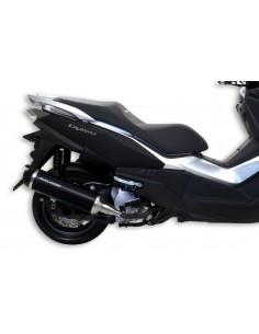 Toba Esapament Sym 300cc Malossi RX Negru