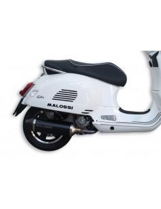 Toba Esapament Vespa GTS 300cc Malossi RX Negru omologat